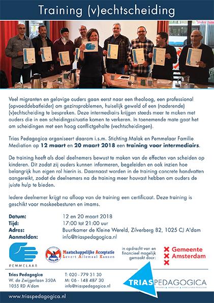 Training Intermediairs